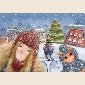 """Татьяна Перова - """"Декабрь. Из набора 12 маленьких причин"""""""